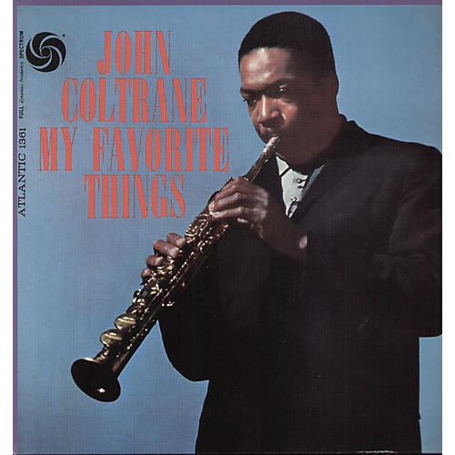 Alliance John Coltrane - My Favorite Things