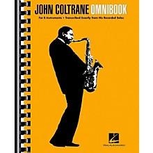 Hal Leonard John Coltrane - Omnibook For E Flat Instruments