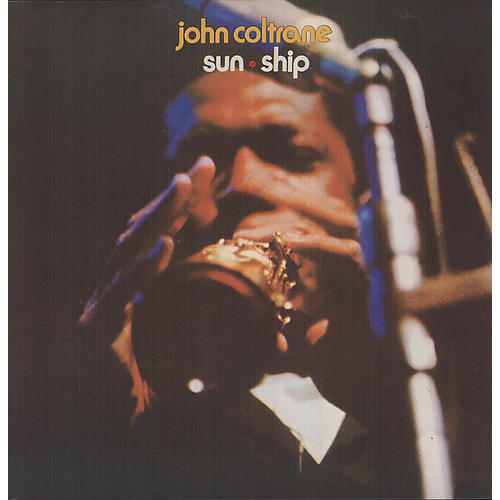 Alliance John Coltrane - Sun Ship (reissue)