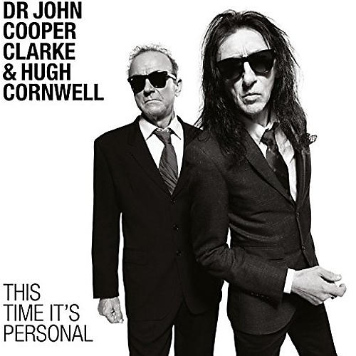 Alliance John Cooper Clarke - This Time It's Personal