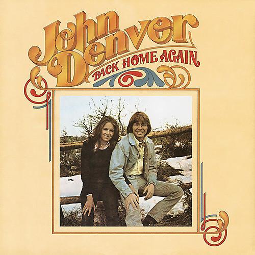 Alliance John Denver - Back Home Again