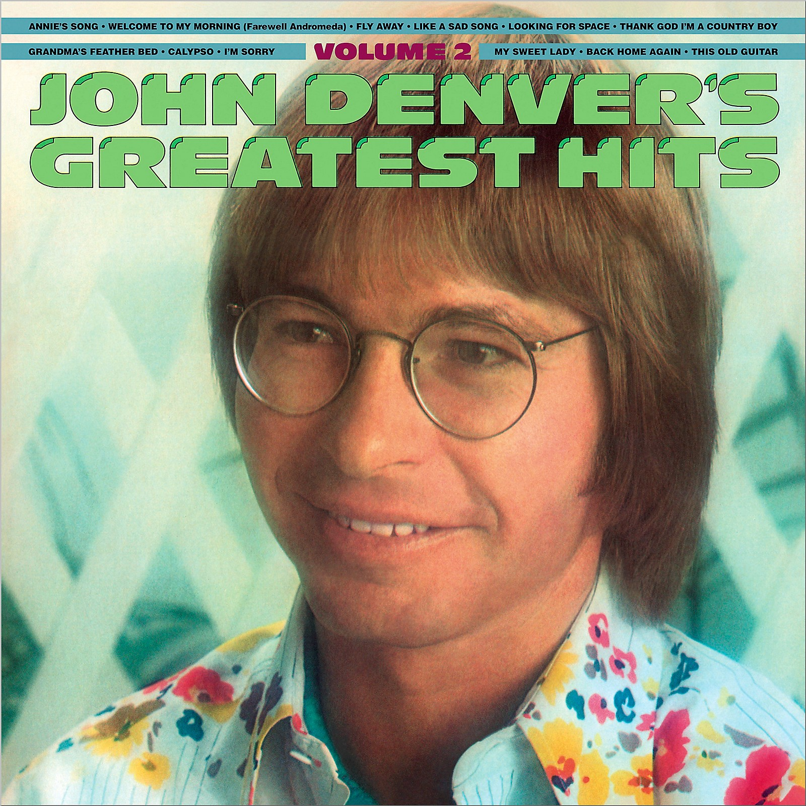 RED John Denver - Greatest Hits Vol II