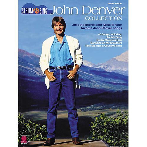Cherry Lane John Denver Collection Easy Guitar Songbook