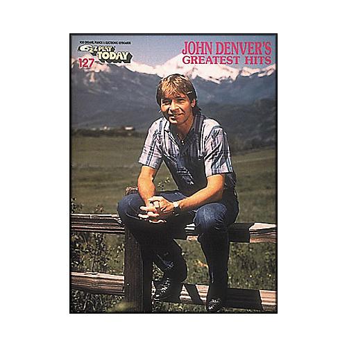 Hal Leonard John Denver's Greatest Hits E-Z Play 127