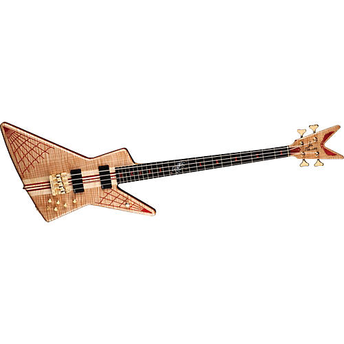 Dean John Entwistle Signature Spider USA Bass Guitar