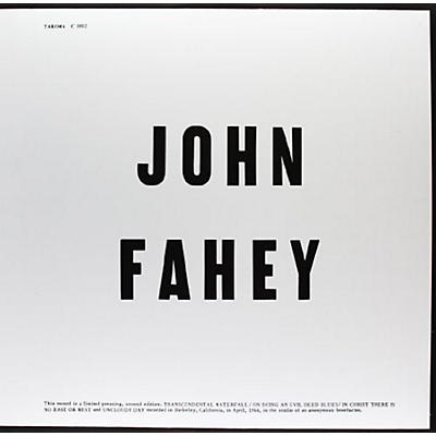 John Fahey - Blind Joe Death