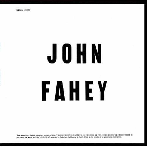 Alliance John Fahey - Blind Joe Death