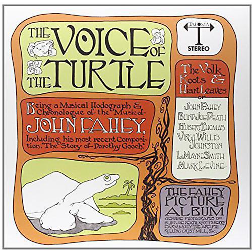 Alliance John Fahey - The Voice of the Turtle