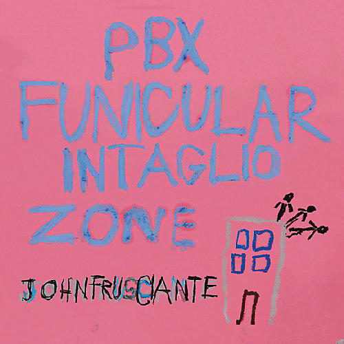 Alliance John Frusciante - PBX Funicular Intaglio Zone