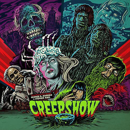 Alliance John Harrison - Creepshow (original Soundtrack)