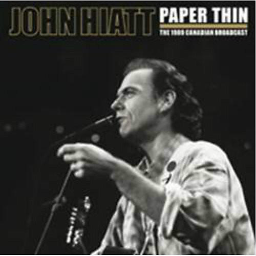 Alliance John Hiatt - Paper Thin