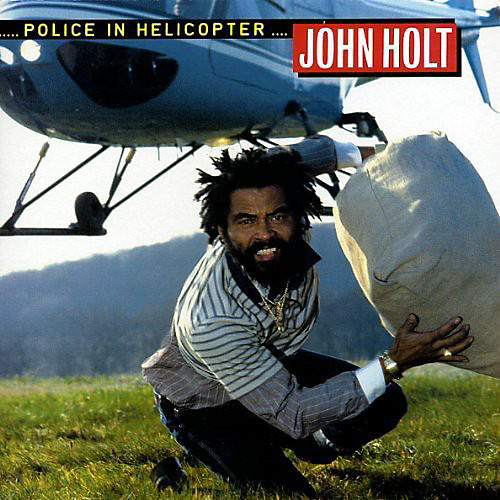 Alliance John Holt - Police in Helicopter