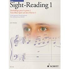 Schott John Kember - Piano Sight-Reading - Volume 1 (A Fresh Approach) Schott Series