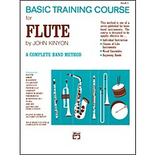 Alfred John Kinyon's Basic Training Course Book 1 Flute