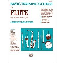 Alfred John Kinyon's Basic Training Course Book 1 Flute