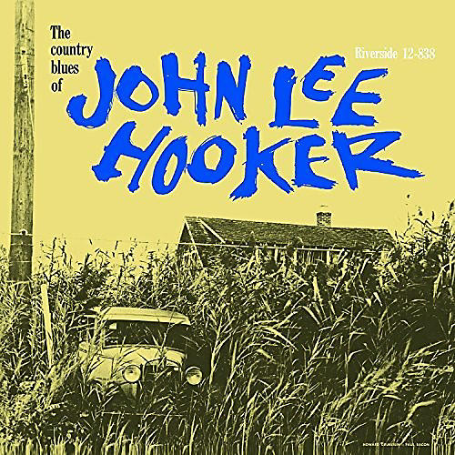 Alliance John Lee Hooker - Country Blues of John Lee Hooker