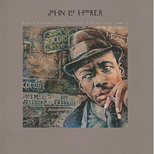 Alliance John Lee Hooker - Early Recordings: Detroit and Beyond Vol. 1
