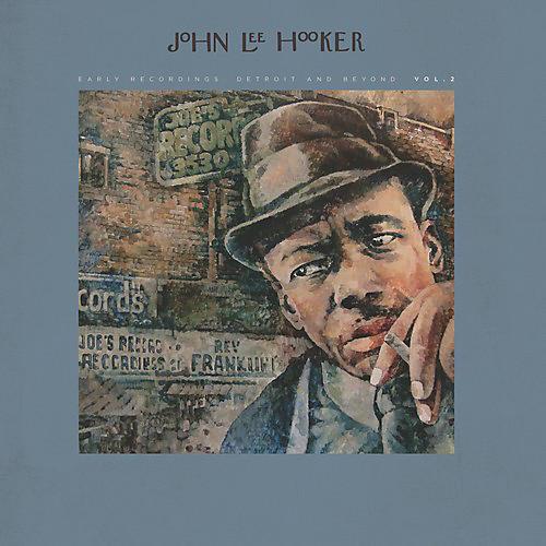 Alliance John Lee Hooker - Early Recordings: Detroit and Beyond Vol. 2