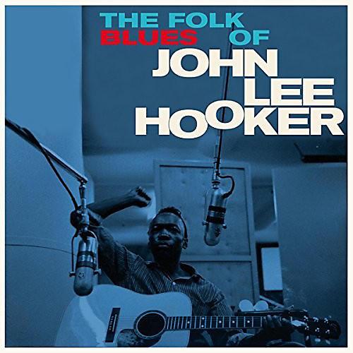 Alliance John Lee Hooker - Folk Blues Of + 3 Bonus Tracks