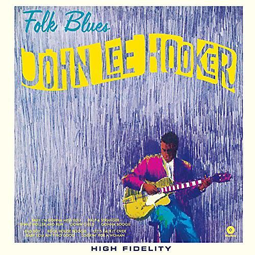 Alliance John Lee Hooker - Folk Blues