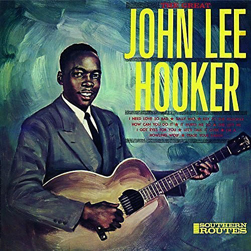 Alliance John Lee Hooker - Great