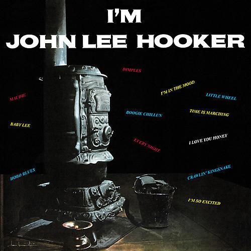 John Lee Hooker - I'm John Lee Hooker