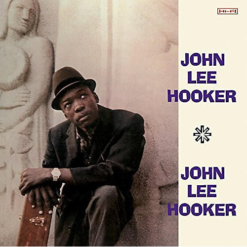 Alliance John Lee Hooker - John Lee Hooker: Galaxy LP