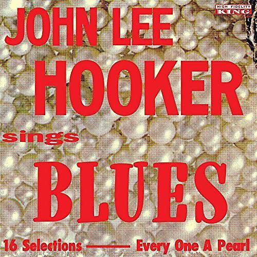 Alliance John Lee Hooker - Sings Blues