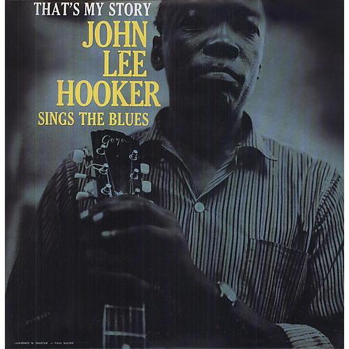 Alliance John Lee Hooker - That's My Story