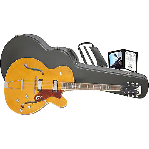 epiphone john lee hooker 100th anniversary zephyr electric guitar outfit musician 39 s friend. Black Bedroom Furniture Sets. Home Design Ideas