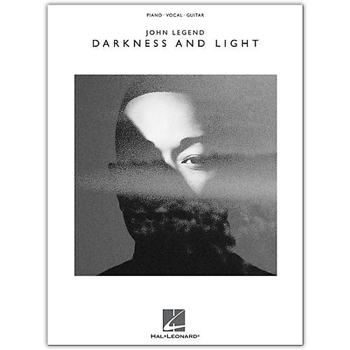 Hal Leonard John Legend - Darkness and Light - Piano/Vocal/Guitar Artist Songbook