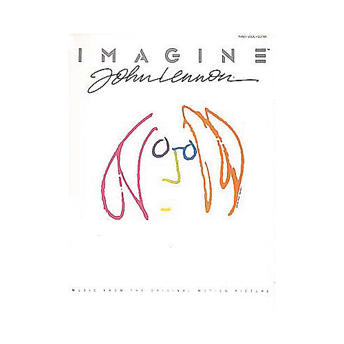 Hal Leonard John Lennon - Imagine Book