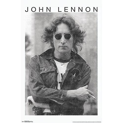 Trends International John Lennon - Smoke Poster Premium Unframed