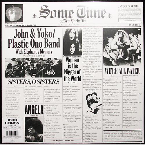 Alliance John Lennon - Some Time in New York City
