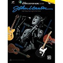 Alfred John Lennon - Ultimate Easy Guitar Play-Along Book & DVD