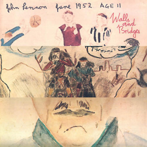 Alliance John Lennon - Walls and Bridges