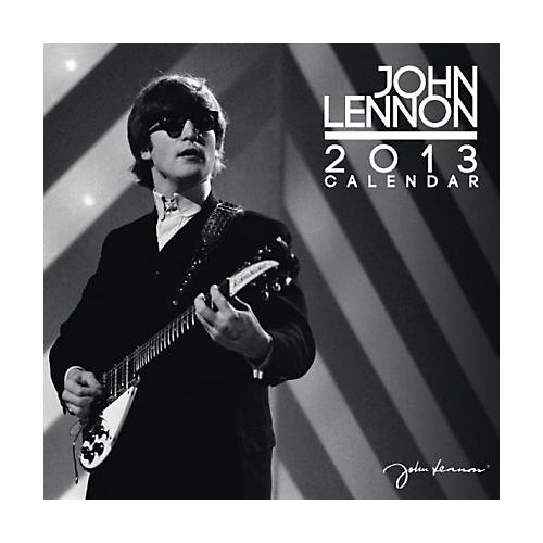 Browntrout Publishing John Lennon 2013 Square 12X12 Wall Calendar