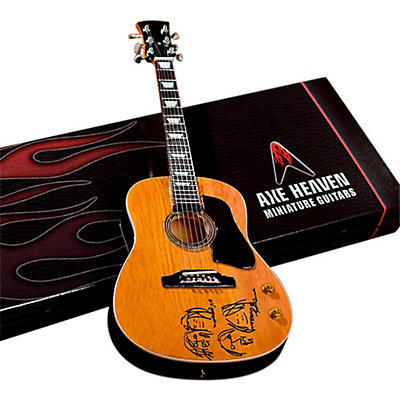 Hal Leonard John Lennon Give Peace a Chance Acoustic Guitar Model