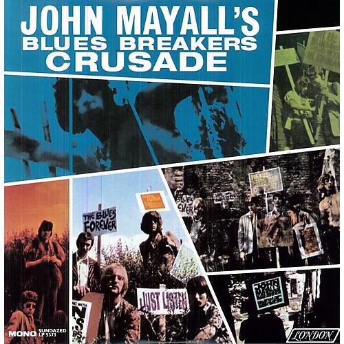Alliance John Mayall - Crusade