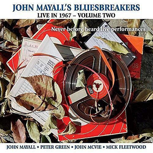 Alliance John Mayall's Bluesbreakers - Live in 1967- Volume 2