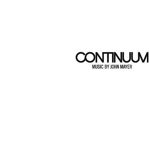 Alliance John Mayer - Continuum
