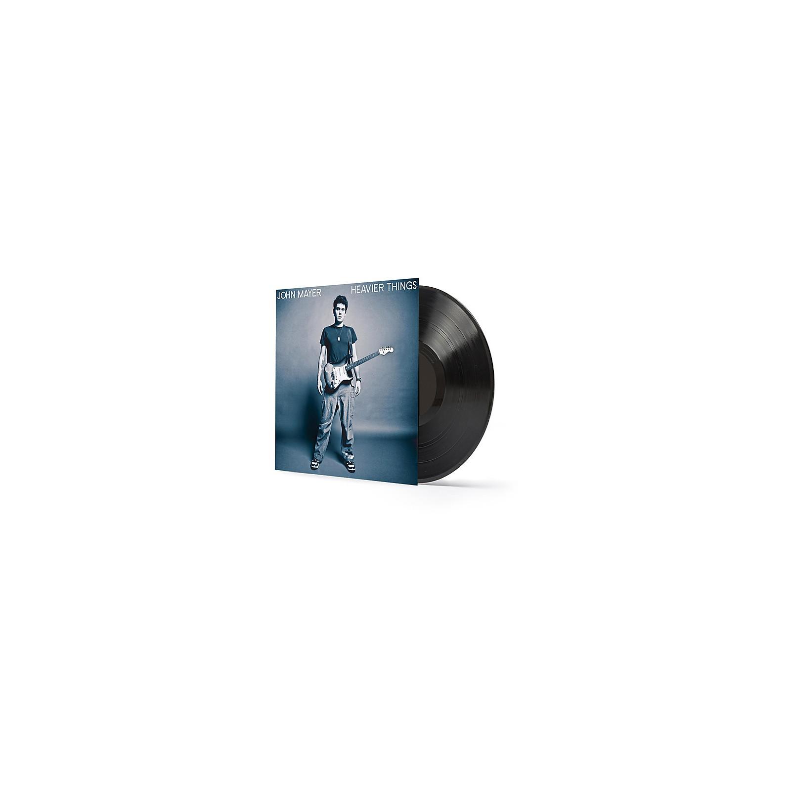 Alliance John Mayer - Heavier Things