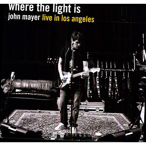 Alliance John Mayer - Where the Light Is
