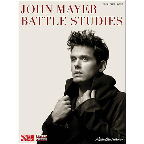 Cherry Lane John Mayer: Battle Studies arranged for piano, vocal, and guitar (P/V/G)