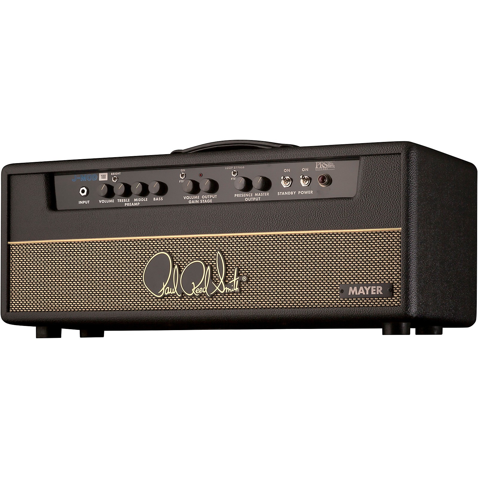 PRS John Mayer J-MOD 100-Watt Head in Stealth Tube Amplifier