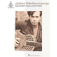 Hal Leonard John Mellencamp Guitar Collection Guitar Tab Songbook