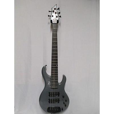 B.C. Rich John Moyer 5 String Bass Electric Bass Guitar