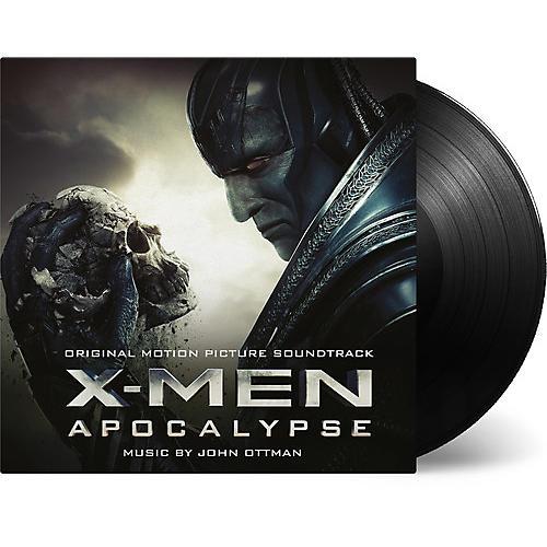 Alliance John Ottman - X-men: Apocalypse (Original Soundtrack)