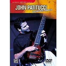Alfred John Patitucci: Electric Bass Complete DVD