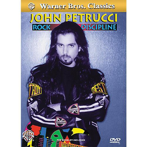 Alfred John Petrucci - Rock Discipline DVD
